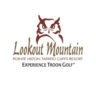 Logo of golf course named Lookout Mountain Golf Club