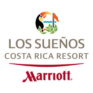 Logo of golf course named Los Suenos