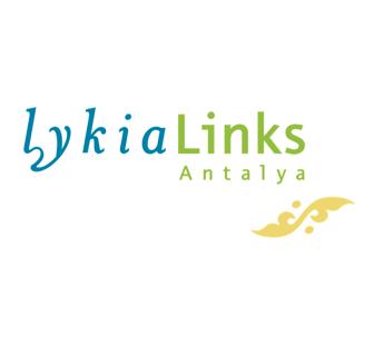 Logo of golf course named Lykia Links Golf Antalya