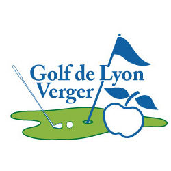 Logo of golf course named Lyon Verger Golf Club