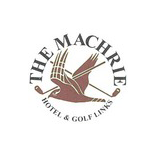 Logo of golf course named Machrie Golf