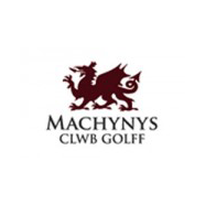 Logo of golf course named Machynys Peninsula Golf Club