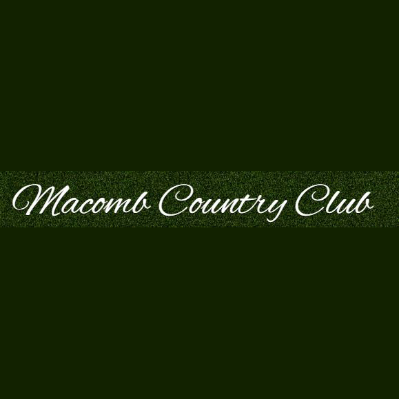 Logo of golf course named Macomb Country Club