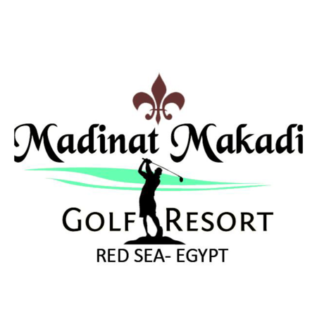 Logo of golf course named Madinat Makadi Golf Resort