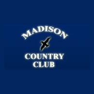 Logo of golf course named Madison Country Club