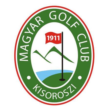 Logo of golf course named Magyar Golf Club