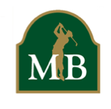 Logo of golf course named Maison Blanche Golf Club