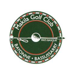 Logo of golf course named Makila Golf Club