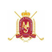Logo of golf course named Manila Southwoods Golf and Country Club