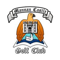 Logo of golf course named Mannan Castle Golf Club