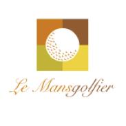 Logo of golf course named Mansgolfier Golf Club