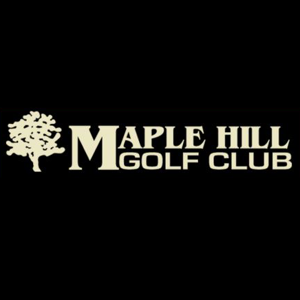Logo of golf course named Maple Hill Golf Club
