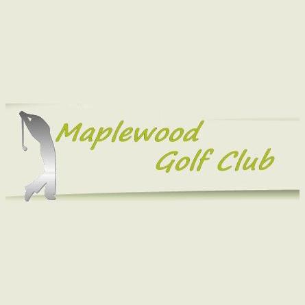 Logo of golf course named Maplewood Golf Club