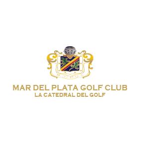 Logo of golf course named Mar Del Plata Golf Club