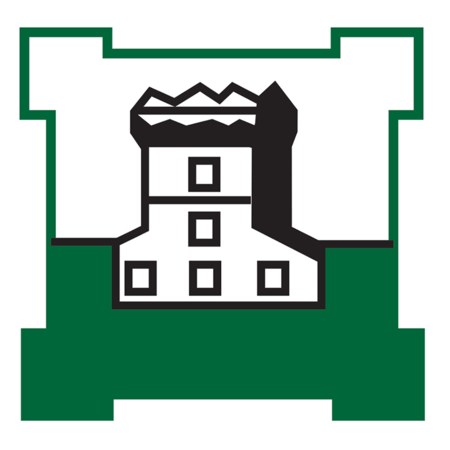 Logo of golf course named Marco Simone Golf and Country Club