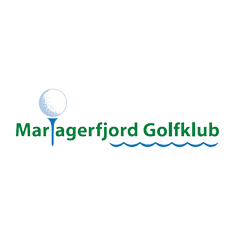 Logo of golf course named Mariagerfjord Golf Club