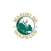 Logo of golf course named Maribo Soe Golf Club