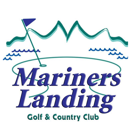 Logo of golf course named Mariners Landing Golf and Country Club