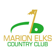 Logo of golf course named Marion Elks Country Club