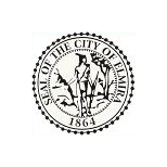 Logo of golf course named Mark Twain Golf Course