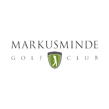 Logo of golf course named Markusminde Golf Club