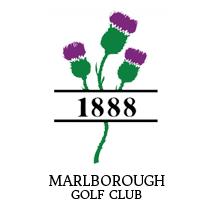 Logo of golf course named Marlborough Golf Club