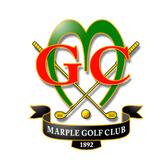 Logo of golf course named Marple Golf Club