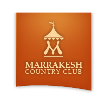 Logo of golf course named Marrakesh Golf Club