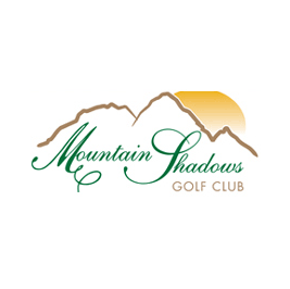 Logo of golf course named Marriott's Mountain Shadows Resort and Golf Club