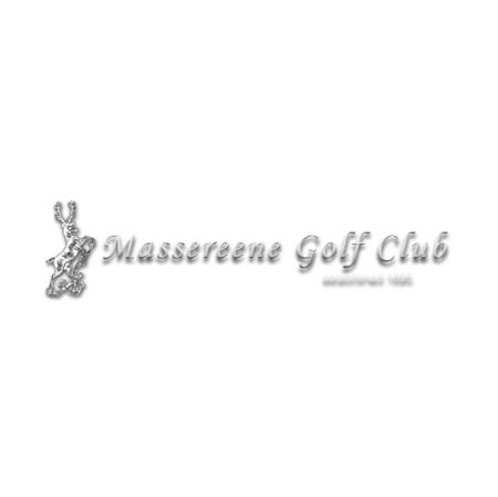 Logo of golf course named Massereene Golf Club