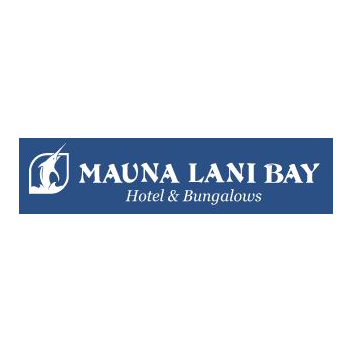 Logo of golf course named Mauna Lani Resort