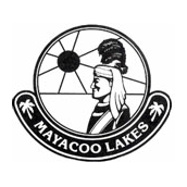 Logo of golf course named Mayacoo Lakes Country Club