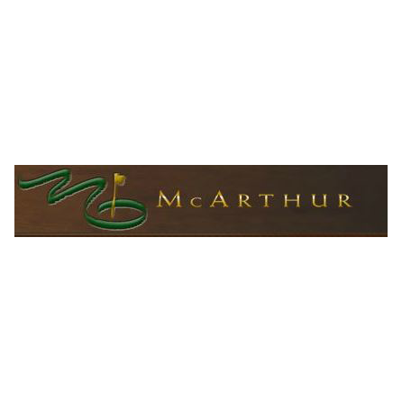 Logo of golf course named Mcarthur Golf Club
