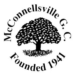 Logo of golf course named Mcconnellsville Golf Club