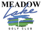Logo of golf course named Meadow Lake Golf Club