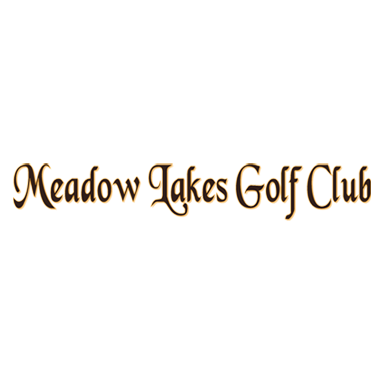 Logo of golf course named Meadow Lakes Golf Club