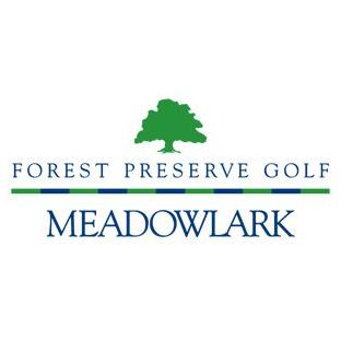 Logo of golf course named Meadowlark Golf Course