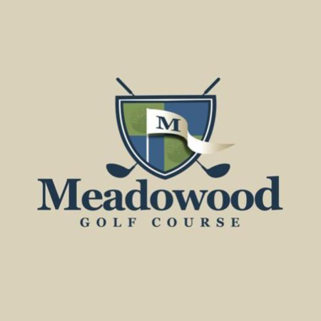 Logo of golf course named Meadowood Golf Club
