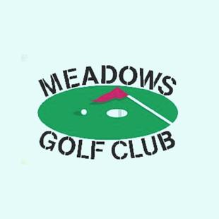 Logo of golf course named Meadows Golf Course