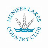 Logo of golf course named Menifee Lakes Country Club