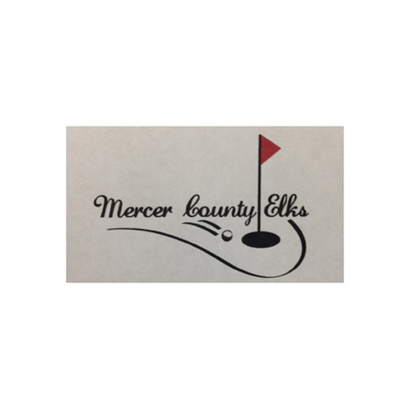 Logo of golf course named Mercer County Elks Country Club
