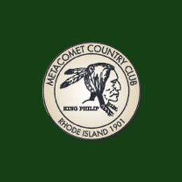 Logo of golf course named Metacomet Country Club