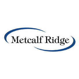 Logo of golf course named Metcalf Ridge Golf Club