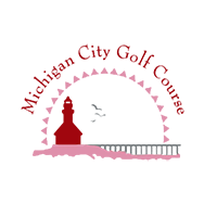 Logo of golf course named Michigan City Golf Course