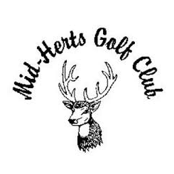 Logo of golf course named Mid Herts Golf Club