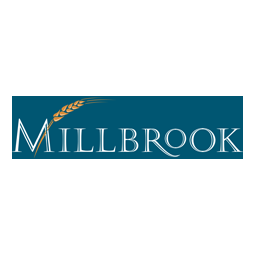 Logo of golf course named Millbrook Golf Course