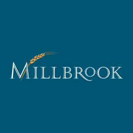 Logo of golf course named Millbrook Resort and Country Club
