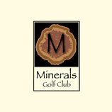 Logo of golf course named Minerals Golf Club