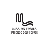Logo of golf course named Mission Trails Golf Course