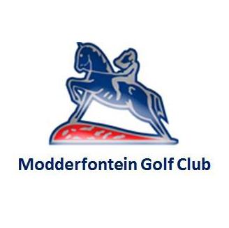 Logo of golf course named Modderfontein Golf Club